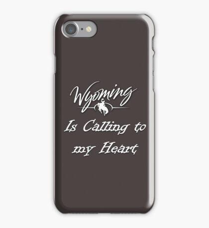 heart Calling iPhone Case/Skin