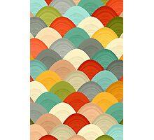 yarn hill dollops Photographic Print