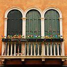 Balcony in Murano by jojobob