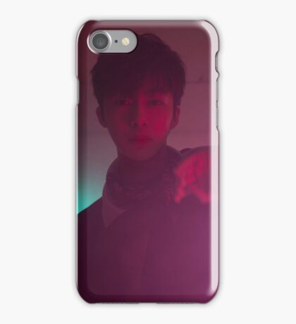 hyungwon monstax lost iPhone Case/Skin