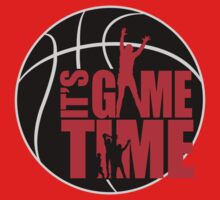 It's Game Time - Red by Adamzworld