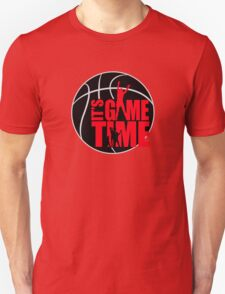 It's Game Time - Red T-Shirt