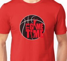 It's Game Time - Red Unisex T-Shirt