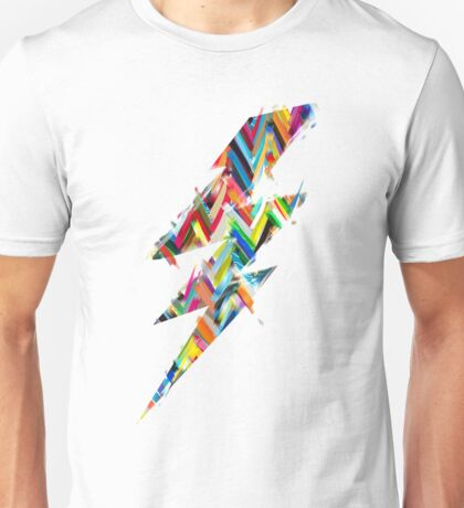 graphic lighting Unisex T-Shirt