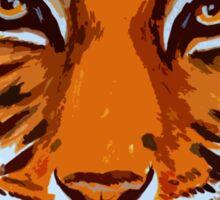 Tiger #75 Sticker