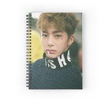 hyungwon monstax guilty Spiral Notebook