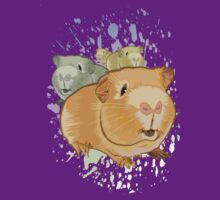 Guinea Pigs by Adamzworld