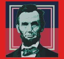 Abraham Lincoln - Retro Kids Clothes