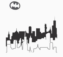 GothamCity Kids Clothes