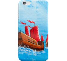 Chinese Ships iPhone Case/Skin