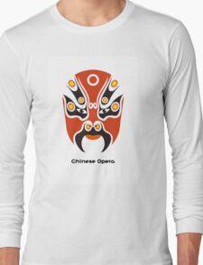 Peking Opera Long Sleeve T-Shirt