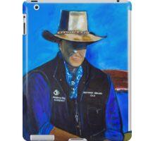 Australian Stockman iPad Case/Skin