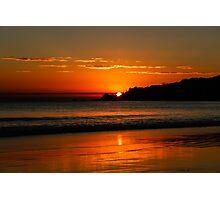 Sunrise Byron Bay Photographic Print