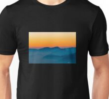 Layers of Sunset Unisex T-Shirt