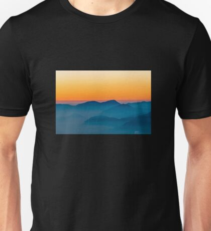 Layers of Sunset Unisex T-Shirt