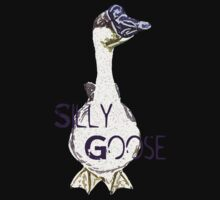 Silly Goose  Baby Tee