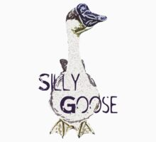Silly Goose  Kids Tee