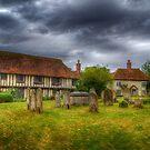 All Saint's Churchyard by Nigel Bangert