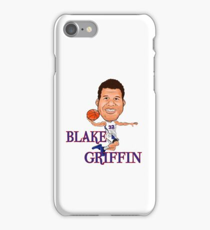 Blake Griffin design iPhone Case/Skin