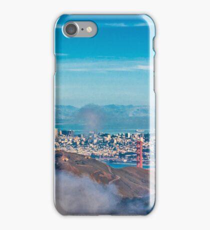 Earial SF Bridge  iPhone Case/Skin