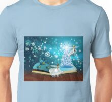 Magic winter book Unisex T-Shirt