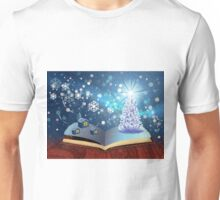 Magic winter book 2 Unisex T-Shirt