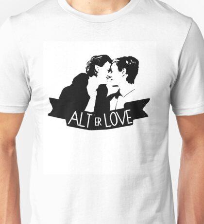 Alt er love - Evak Unisex T-Shirt