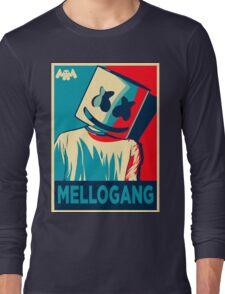Marshmello Mellogang Long Sleeve T-Shirt