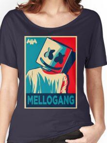 Marshmello Mellogang Women's Relaxed Fit T-Shirt