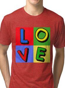 Love!! Tri-blend T-Shirt