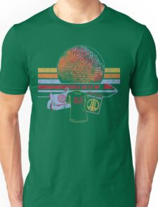 Spaceship Earth and Monorail Vintage T-Shirt Unisex T-Shirt