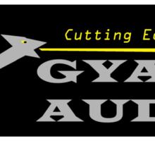 Gyaos Audio Sticker