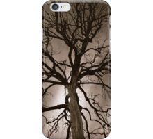 Spooky Tree iPhone Case/Skin
