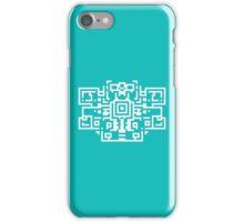 Teleporter Glyph Pattern iPhone Case/Skin