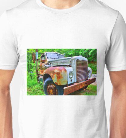 Rusty Old Truck Unisex T-Shirt