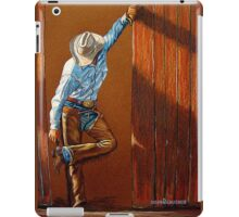 """End Of The Trail"" iPad Case/Skin"