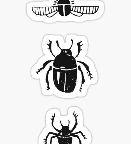 Beetle Love Sticker