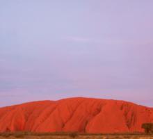 Ayers Rock  (Uluru) Sticker
