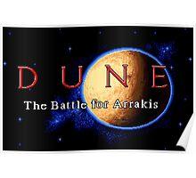 Dune 2 (Genesis Title Screen) Poster