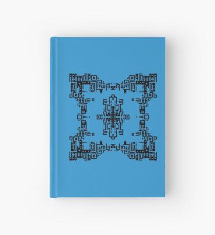 Drifter's Pattern Hardcover Journal