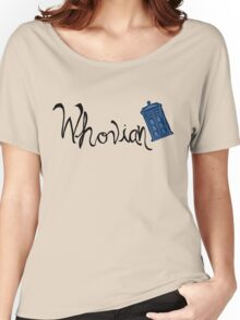 Whovian - Dr. Who Women's Relaxed Fit T-Shirt