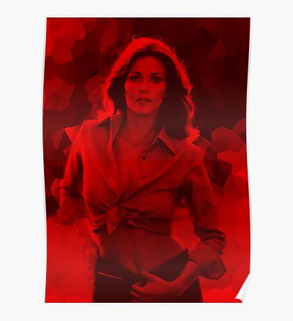 Lynda Carter - Celebrity Poster