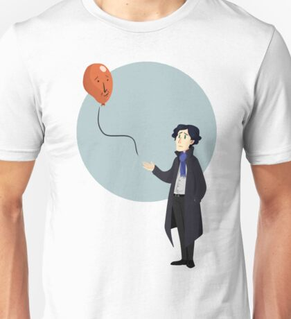 Sherlock and the John Balloon Unisex T-Shirt