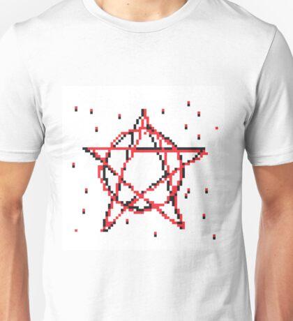 Pentagram 2 Unisex T-Shirt