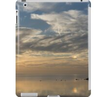 Blinding Bright Sunrise with a Sundog iPad Case/Skin