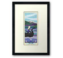 Lagertha Framed Print