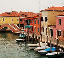 Murano Waterfront by jojobob