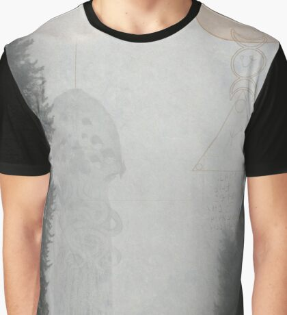 the tower Graphic T-Shirt