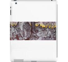 Tiger Panorama iPad Case/Skin