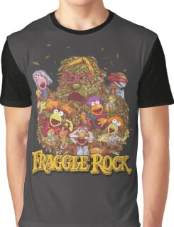Fraggle Rock Retro Graphic T-Shirt
